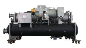 Centrifugal Water Cooled Chiller and Heat Pump, 350kW-2200kW