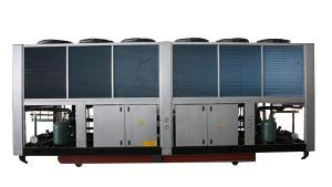 Air Cooled Screw Chiller and Heat Pump, 140kW-1200kW