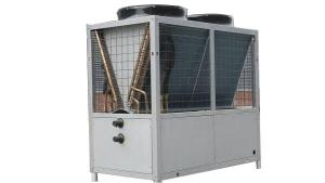 Modular Air Cooled Chiller and Heat Pump, 10kW-136kW