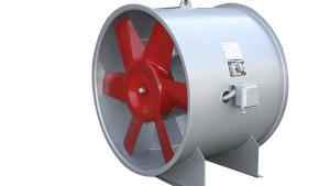 Industrial Axial Ventilation Fan