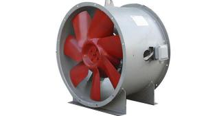 Industrial Vane Axial Fan