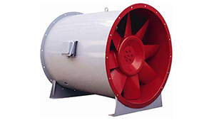 Smoke and Heat Exhaust Fan