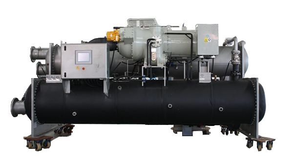 Centrifugal Water Cooled Chiller And Heat Pump Water
